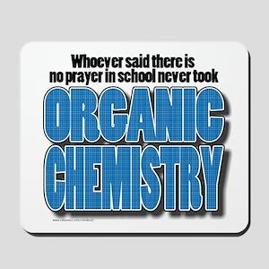 Orcanic Chemistry Mousepad