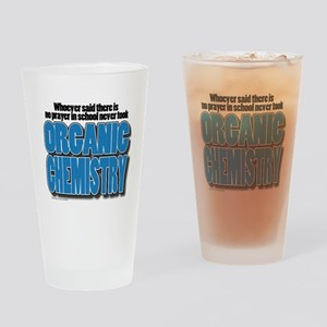 Orcanic Chemistry Drinking Glass