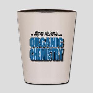 Orcanic Chemistry Shot Glass