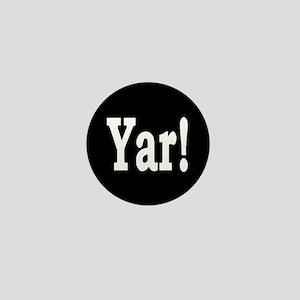 Yar! Mini Button