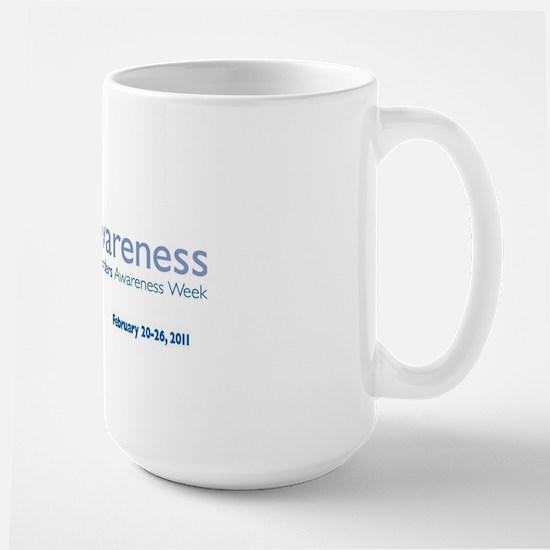 NEDAwareness Large Mug