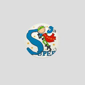 BIRTHDAYSUPER3 Mini Button