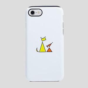 Random Rescue Logo iPhone 7 Tough Case