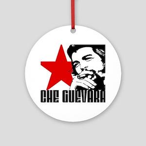 Che Guevara Round Ornament