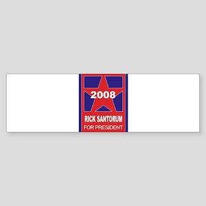Rick Santorum for President ( Bumper Sticker