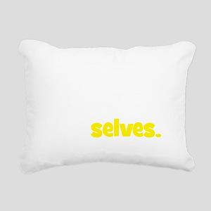 myselves2 Rectangular Canvas Pillow