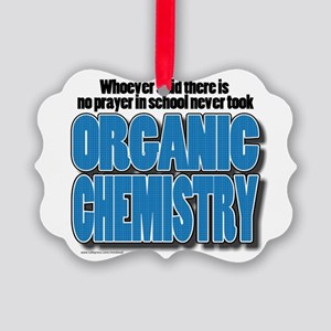 Orcanic Chemistry Ornament