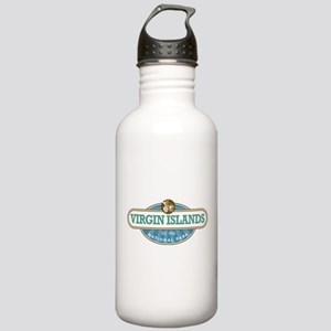 Virgin Islands National Park Water Bottle