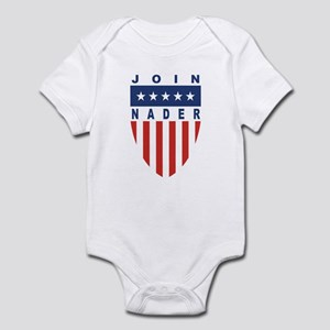 Join Ralph Nader Infant Bodysuit