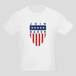 Join Ralph Nader Kids T-Shirt