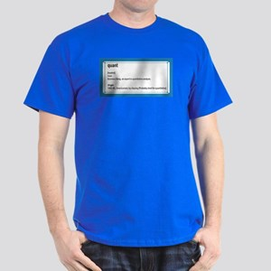 QuantsLarger T-Shirt