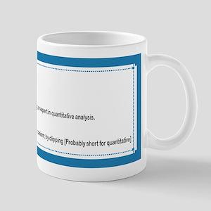 QuantsLarger Mugs