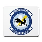 524th Fighter Squadron Mousepad