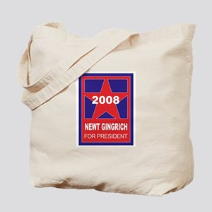 Newt Gingrich for President ( Tote Bag