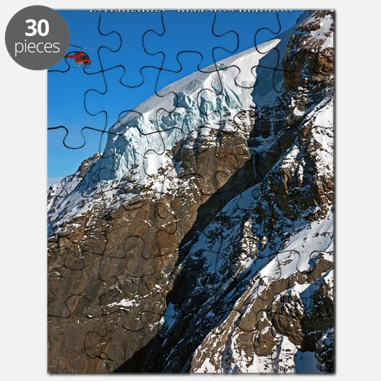 Jungfrau - Helicopter Puzzle