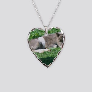 CorbanCP Necklace Heart Charm
