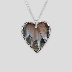 Spitfire Necklace Heart Charm