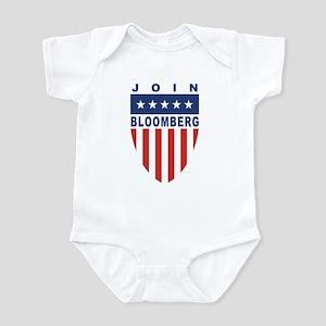 Join Michael Bloomberg Infant Bodysuit