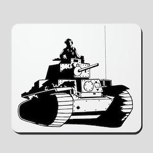 panzer Mousepad