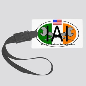 IAI Large Luggage Tag