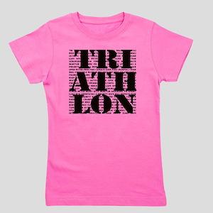 Triathlon1 Girl's Tee