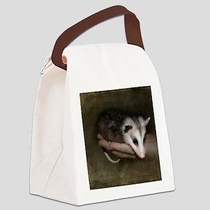 Possum child Canvas Lunch Bag