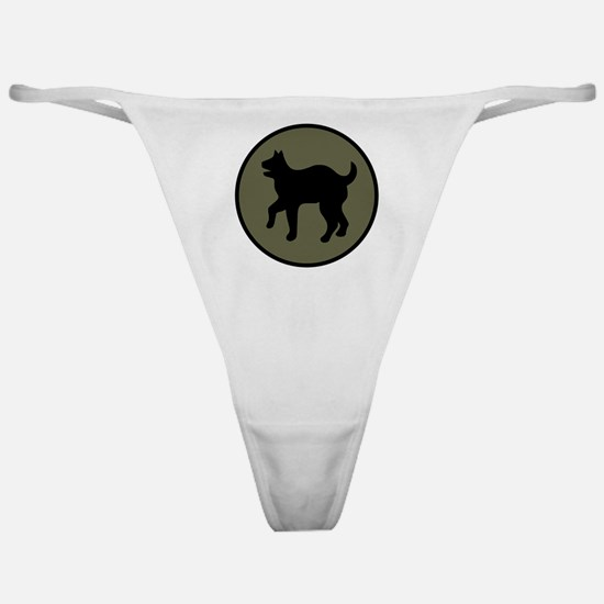 81st Infantry Division Classic Thong