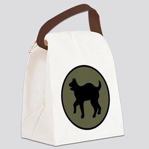 81st Infantry Division Canvas Lunch Bag