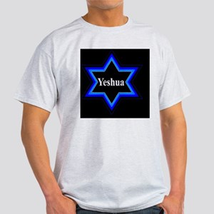 Yeshua Star of David 2 Light T-Shirt