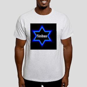 Yeshua Star of David 2 Light T-Shirt