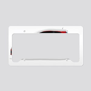 2011 2012 Fiat 500 Snow Cover License Plate Holder