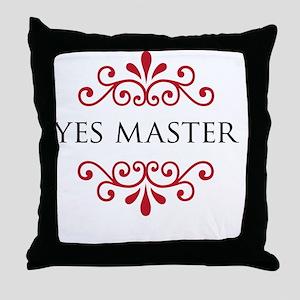 yesmaster Throw Pillow