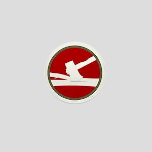 84th Infantry Division Mini Button