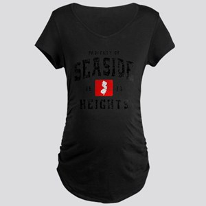 Seaside 1913 Maternity Dark T-Shirt