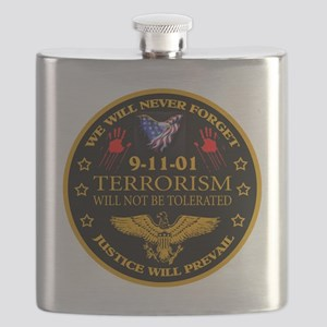 Justice Will Prevail Flask