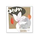 Beautiful Autumn Sticker