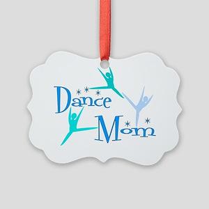 Dance Mom 3 Picture Ornament