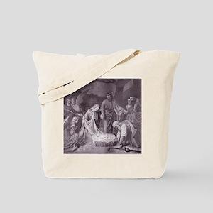 The First Christmas Tote Bag