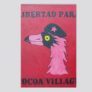 Libertad Para Cocoa Villa Postcards (Package of 8)