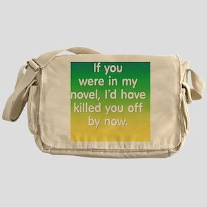 mynovel_rnd2 Messenger Bag