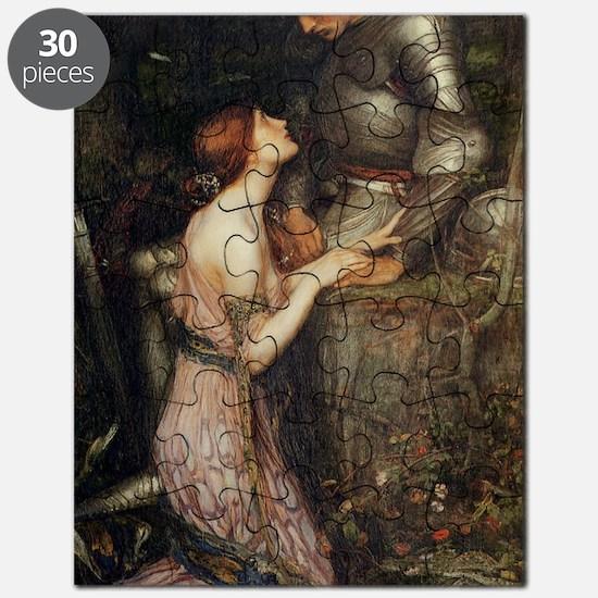 Lamia Puzzle