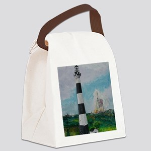 Two Beacons - Cape Canaveral Ligh Canvas Lunch Bag