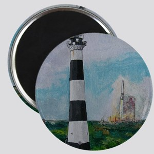 Two Beacons - Cape Canaveral Light Magnet