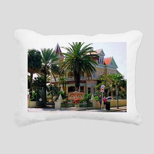 4.5x5.75at300SouthHouse Rectangular Canvas Pillow