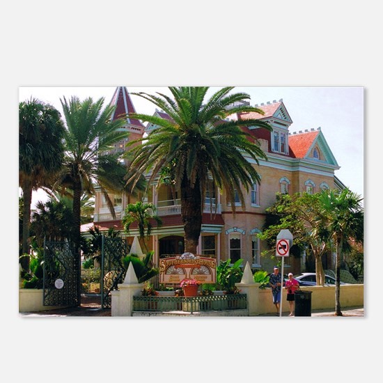 4.5x5.75at300SouthHouse Postcards (Package of 8)