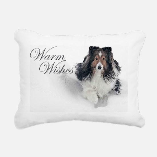 WWDuncan Rectangular Canvas Pillow