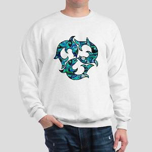 SwirlMouse Sweatshirt