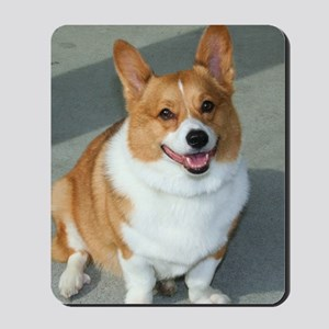 welsh corgi Mousepad