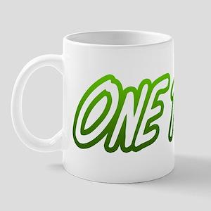 One Time Mug