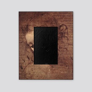 Female Head Picture Frame